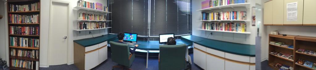 VUST Library & study center